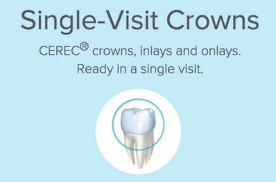 Single-Visit Dental Crowns